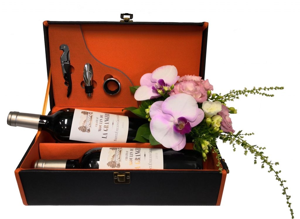 1 Bottle Bar Tools Accessories Wine Gift Box Wine Case
