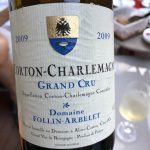 Domaine Follin-Arbelet Corton-Charlemagne Grand Cru 2009