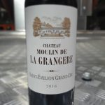 2016 Moulin De La Grangere Grand Cru