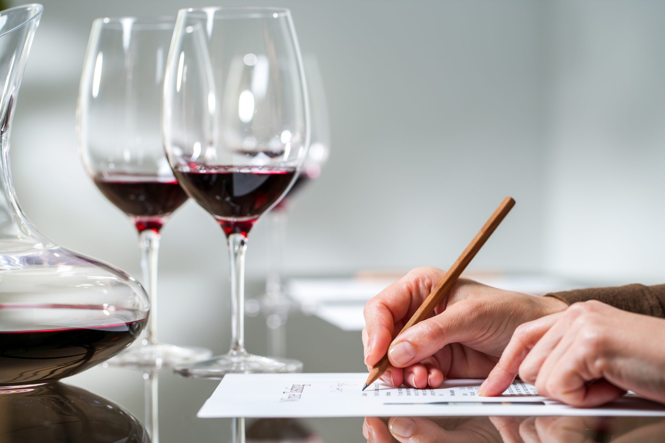 Wine Education Systematic Approach Wine Tasting