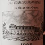 La Mission Haut Brion 1999