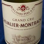 Bouchard Chevalier Montrachet Grand Cru 2011