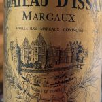 Chateau d'Issan 3rd Growth Margaux 1962